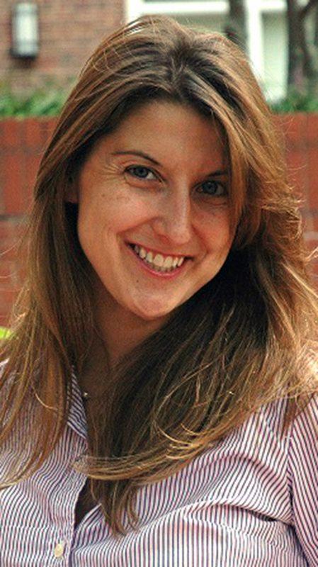 Julie Wronski, an assistant professor of political science