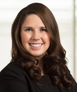Jennifer Urban, associate, Cozen O'Connor's Washington D.C. office