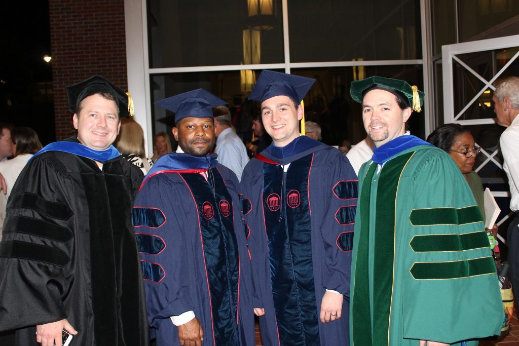 PhD graduates 2017